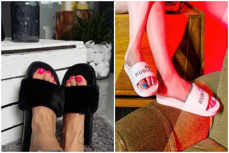 Klapki to idealne buty na lato