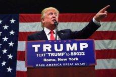 Radykalna zmiana w sondażach w USA. Jest pierwsze badanie wskazujące, że Trump może pokonać Clinton.