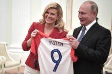 Podczas mundialu w Rosji prezydent Chorwacji była gwiazdą.