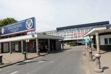 POlicja dostała dziś informację o podłożeniu bomby w szpitalu na Szaserów. Alarm okazał się fałszywy.