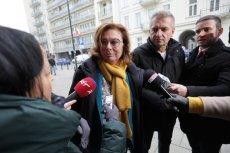 Jednym z prawdopodobnych kandydatów PO na prezydenta jest Małgorzata Kidawa-Błońska.