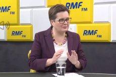 Zdaniem Katarzyny Lubnauer to Platforma Obywatelska wygasiła Koalicję Obywatelską.