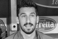Davide Astori to 14-krotny reprezentant Włoch. Został 4 marca rano znaleziony martwy w hotelu.