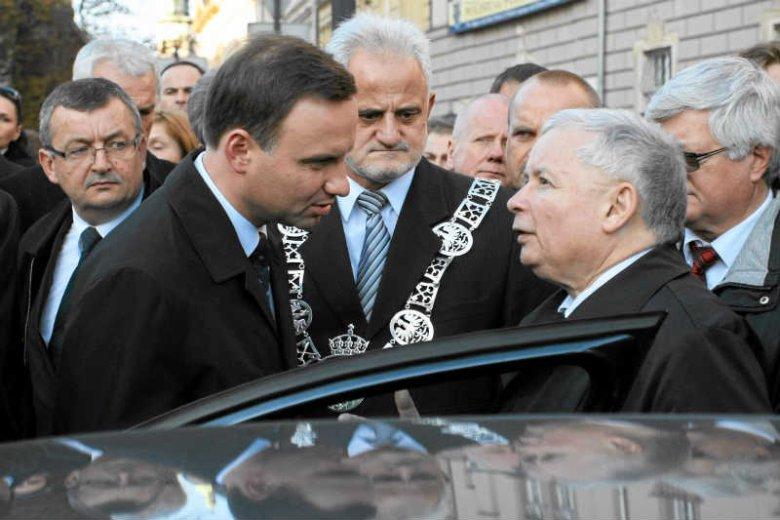 Andrzej Duda nie jest w stanie wybićsięna polityczną niepodległość. Już zawsze będzie zależny od Jarosława Kaczyńskiego?