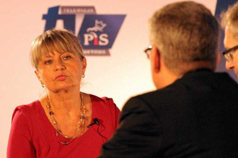 Małgorzata Raczyńska, która prowadziła kanał internetowy PiS została nowym prezesem TVP.