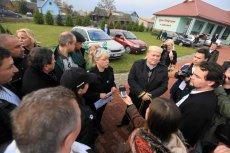 W Bohonikach na Podlasiu doszło do ostrej wymiany zdań pomiędzy obrońcami praw zwierząt a muzułmanami chcącymi dokonać uboju rytualnego.