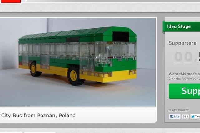 Polak Chce By Lego Stworzyło Klockowe Jelcze Ikarusy I Solarisy
