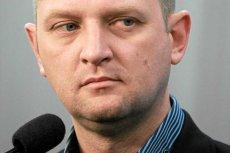 Poseł Ruchu Palikota Andrzej Rozenek.