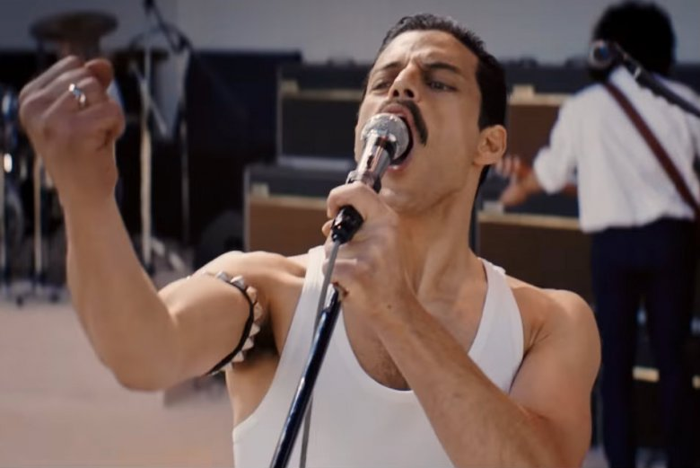 "Opublikowano zwiastun filmu o Freddiem Mercurym ""Bohemian Rhapsody""."
