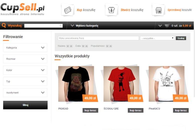 """CupSell wyszło do klientów i do zwrotów zaczęło dorzucać koszulkę gratis. Cwany internauta wyśmiał firmę, bo wykorzystał jej dobroć. """"Mam już 4 koszulki, debile"""""""