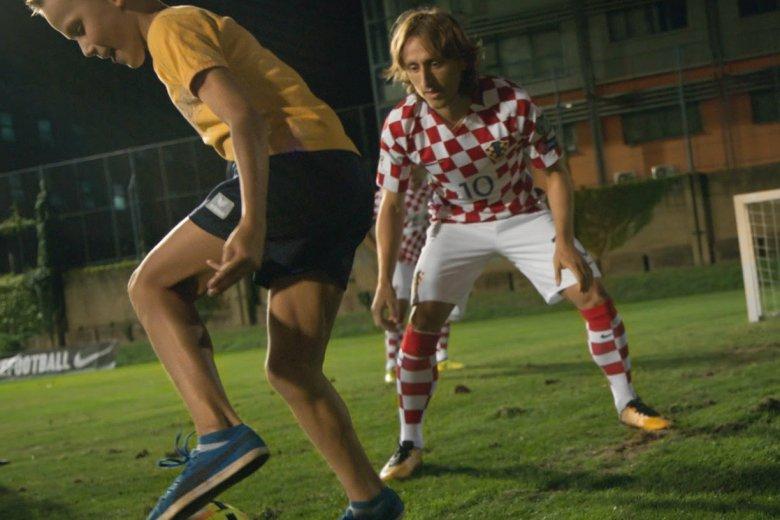 Spot z udziałem kluczowych chorwackich piłkarzy zrobił furorę.