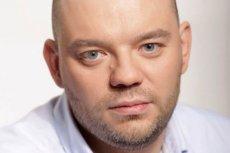 Tomasz Michałowicz, prezes łódzkiej Fundacji JiM, pomagającej dzieciom z autyzmem