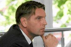 """Tomasz Lis, redaktor naczelny """"Newsweeka"""""""