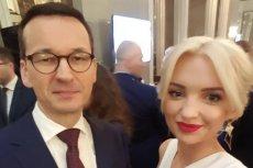 """Ilona Januszewska jest nową reporterką """"Wiadomości"""" TVP."""