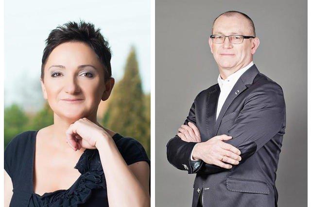 Lucyna i Zbigniew Dybał od początku wspierali pomysł seniora rodu Władysława Dybała.