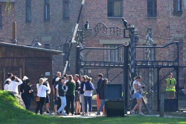 17-letni Amerykanin wywołał skandal w Muzeum Auschwitz