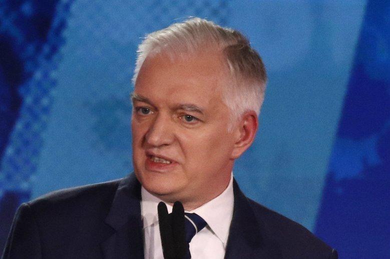 """Jarosław Gowin zapowiedział """"awaryjne działania"""" w związku z podwójnym rocznikiem i rekrutacją do szkół."""