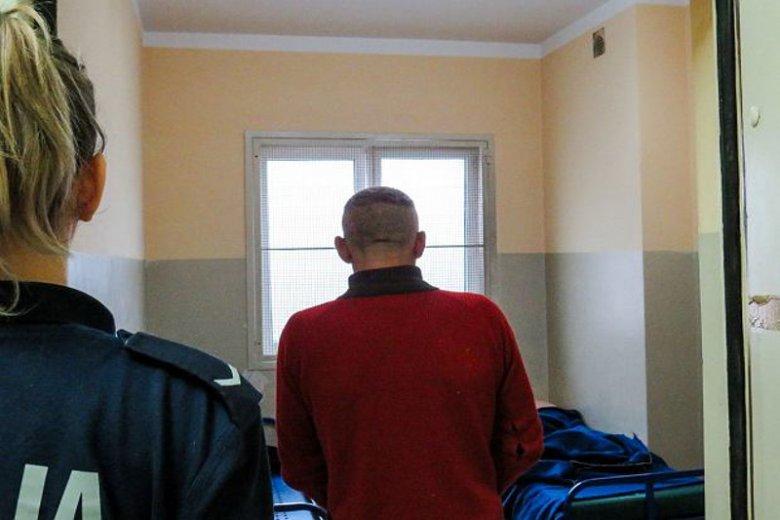 Sprawcą gwałtu na starszym mężczyźnie jest 39-letni Mołdawianin.