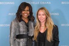 Założycielka La Manii była zachwycona spotkaniem z Michelle Obamą.