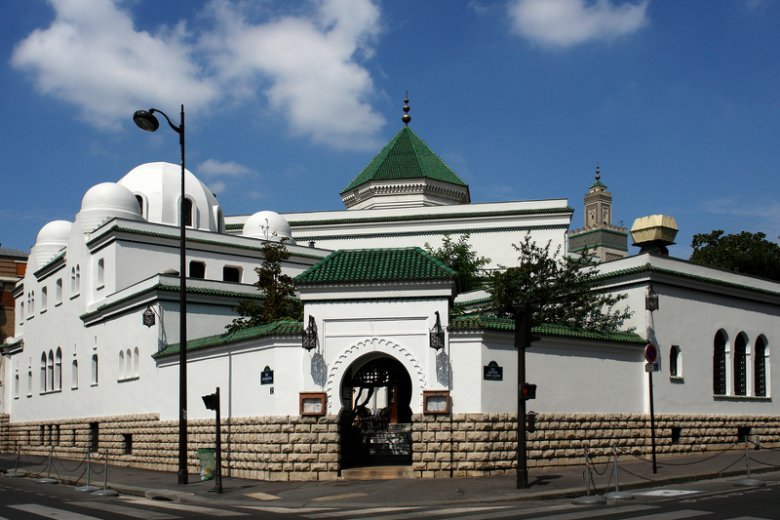 Meczet w Paryżu