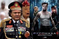 Wojna wojną, a internet i taki robi memy o Krymie, Janukowyczu i Majdanie. [Przegląd]