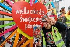 Wielka Orkiestra Świątecznej Pomocy ma realną szansę na Nobla. Na zdjęciu: Jerzy Owsiak