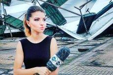 Dziennikarka Małgorzata Mielcarek skomentowała pocałunek ze strony przypadkowego mężczyzny.