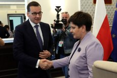 Odwołanie Beaty Szydło z rządu wydaje się już pewne.