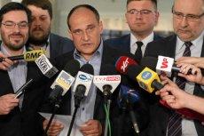 Paweł Kukiz krytykuje upolitycznienie obchodów 36. rocznicy podpisania Porozumień Sierpniowych.