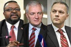 John Godson, Jarosław Gowin i Jacek Żalek powinni jak najszybciej opuścić szeregi PO. Dzisiaj przynoszą partii więcej szkody niżpożytku.