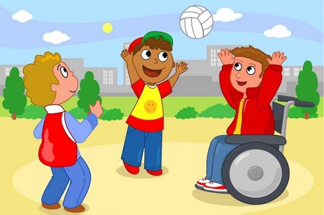 Integracja dzieci niepełnosprawnych z rówieśnikami jest bardzo ważna!