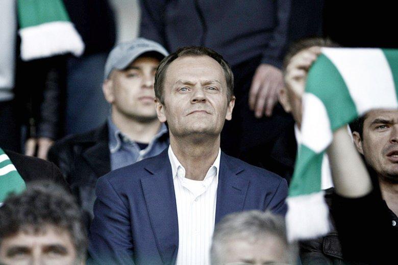 Donald Tusk szalał z radości na Twitterze po zwycięstwie Lechii Gdańsk w meczu z Pogonią Szczecin.
