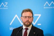 Łukasz Szumowski: jesienią może być wzrost zachorowań