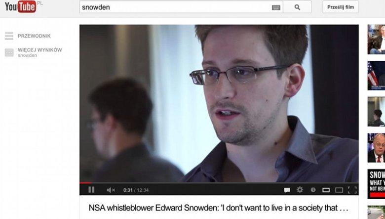 Ojciec Snowdena nazwał go bohaterem narodowym