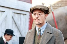 "Richard Harrow (Jack Huston) to genialna drugoplanowa kreacja w ""Zakazanym imperium""."