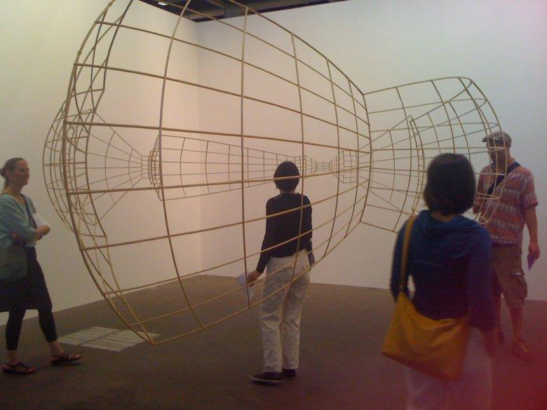 """Ricci Albenda """"Open Universe"""" (2011)"""