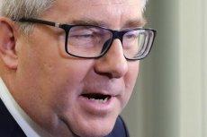 Ryszard Czarnecki wytłumaczył się w rozmowie z Wirtualną Polską z wizyty na Malediwach.