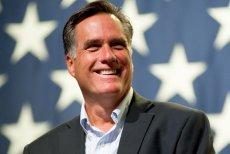 Mitt Romney zaskoczył stwierdzeniem, że w samolocie powinny być otwierane okna.