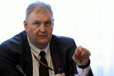Bogdan Święczkowski, wiceminister sprawiedliwości w rządzie Beaty Szydło.