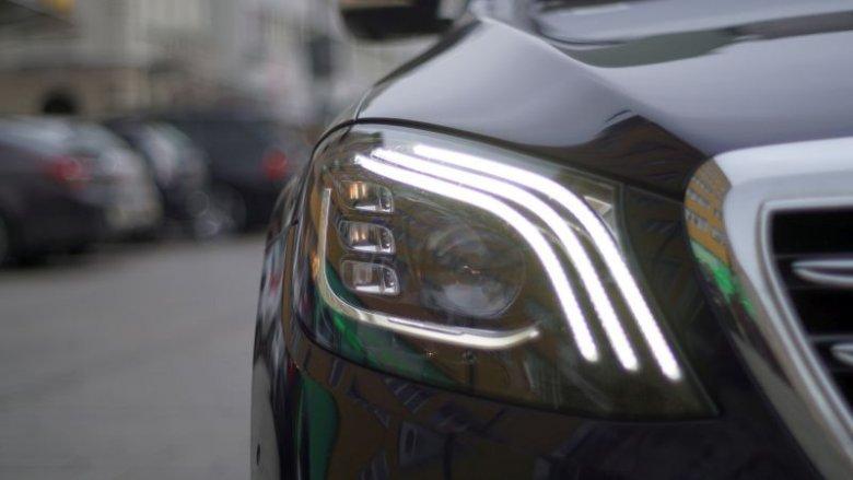 Reflektory to poliftingowa nowość.