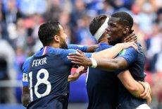 Francja pokonała Australię 2:1.