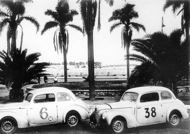 Uruguay 1948 r.