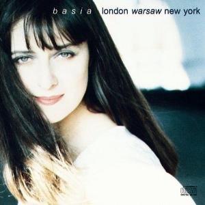 Okładka płyty WARSAW LONDON NEW YORK.