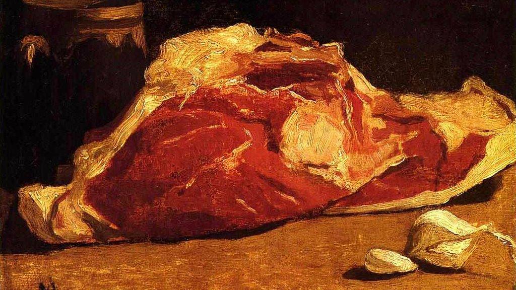 Claude Monet, 1864