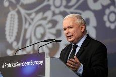 Jarosław Kaczyński w Krakowie podsumował kampanię wyborczą PiS.