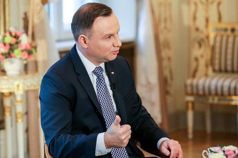 Prezydent Duda zwołał na 9.30 spotkanie z premier Beatą Szydło i prezesem Jarosławem Kaczyńskim.