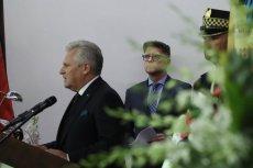 Aleksander Kwaśniewski wygłosił poruszające przemówienie na pogrzebie Karola Modzelewskiego.