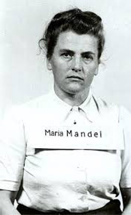 Maria Mandel.