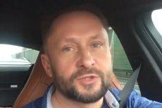 Kamil Durczok musi liczyć się z utratą pozwolenia na broń i koniecznością pozbycia zgromadzonej kolekcji.