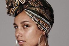 Alicia Keys rozpoczyna rewolucję #nomakeup. Przekonuje: nigdy nie byłam szczęśliwsza.